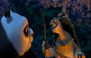 Kung Fu Panda - Yesterday is History Mindfulness