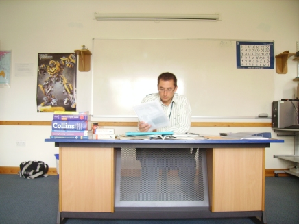 Bell Classroom