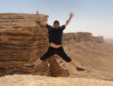 Edge of the World Riyadh