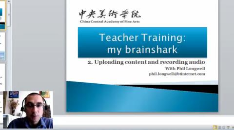 Teaching Training - My Brainshark