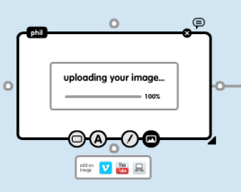 uploading-an-image-in-popplet