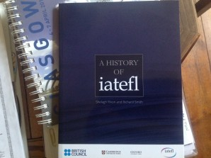 History of iatefl book