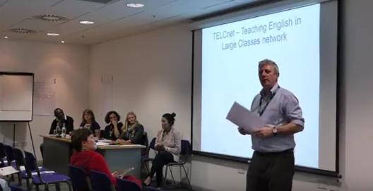 Richard Smith - Teacher-research Symposium