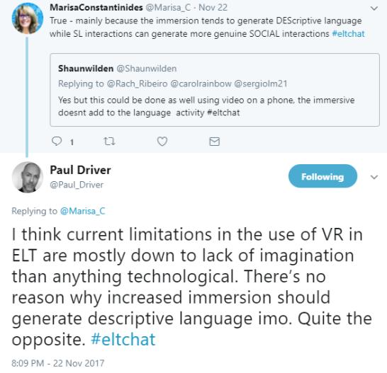 Paul Driver Tweet