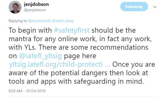 Jen Dobson Tweet