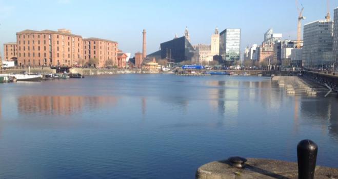 Albert Docks Cover