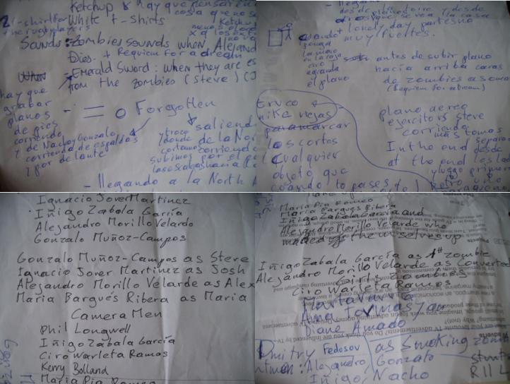 Epidemic Directors Notes