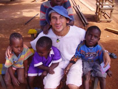 Starting off in Tanzania