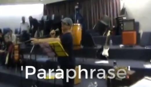 Paraphrase (original EAP parody) - thumbnail
