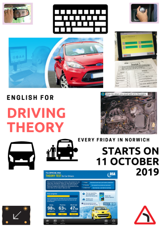 DRIVING THEORY 2019-20 Flyer