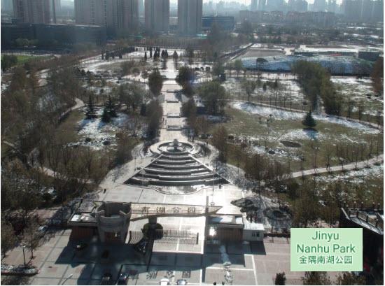 Jinyu Nanhu Park
